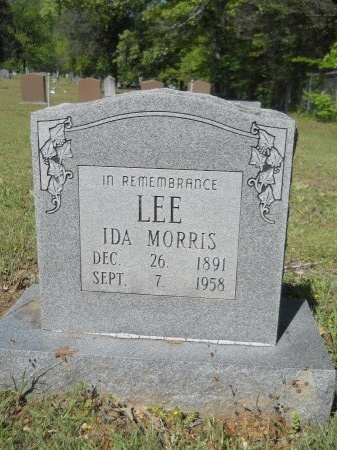 LEE, IDA - Ouachita County, Arkansas   IDA LEE - Arkansas Gravestone Photos