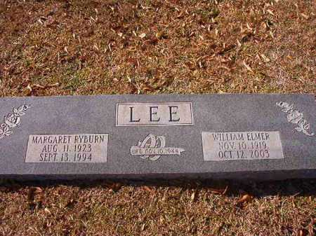 LEE, WILLIAM ELMER - Ouachita County, Arkansas | WILLIAM ELMER LEE - Arkansas Gravestone Photos