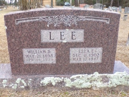 LEE, LELA E - Ouachita County, Arkansas | LELA E LEE - Arkansas Gravestone Photos