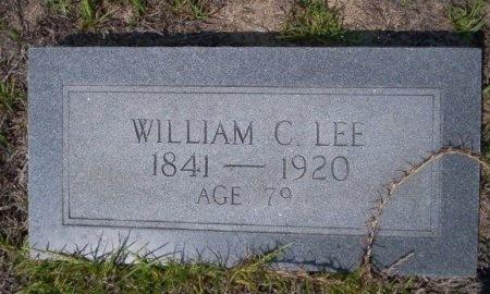 LEE, WILLIAM C - Ouachita County, Arkansas | WILLIAM C LEE - Arkansas Gravestone Photos