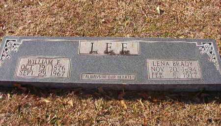 LEE, LENA - Ouachita County, Arkansas | LENA LEE - Arkansas Gravestone Photos