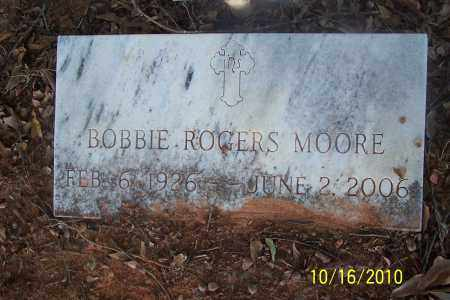MOORE, BOBBIE - Ouachita County, Arkansas | BOBBIE MOORE - Arkansas Gravestone Photos