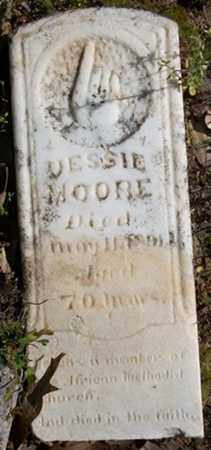MOORE, JESSIE - Ouachita County, Arkansas | JESSIE MOORE - Arkansas Gravestone Photos