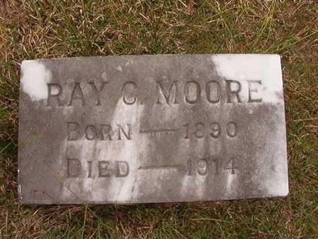 MOORE, RAY C - Ouachita County, Arkansas | RAY C MOORE - Arkansas Gravestone Photos
