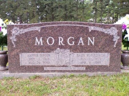 MORGAN, HAZEL - Ouachita County, Arkansas   HAZEL MORGAN - Arkansas Gravestone Photos