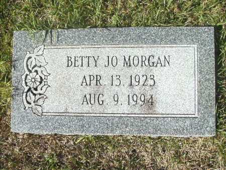 MORGAN, BETTY JO - Ouachita County, Arkansas | BETTY JO MORGAN - Arkansas Gravestone Photos