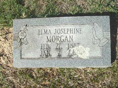 MORGAN, ELMA JOSEPHINE - Ouachita County, Arkansas | ELMA JOSEPHINE MORGAN - Arkansas Gravestone Photos