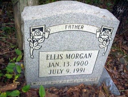 MORGAN, ELLIS - Ouachita County, Arkansas   ELLIS MORGAN - Arkansas Gravestone Photos