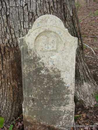 MORGAN, ELIZABETH - Ouachita County, Arkansas | ELIZABETH MORGAN - Arkansas Gravestone Photos