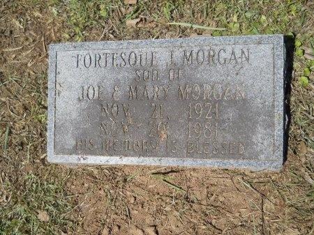 MORGAN, FORTESQUE J - Ouachita County, Arkansas | FORTESQUE J MORGAN - Arkansas Gravestone Photos