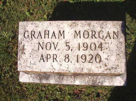 MORGAN, GRAHAM - Ouachita County, Arkansas | GRAHAM MORGAN - Arkansas Gravestone Photos