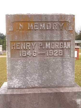 MORGAN, HENRY POLK - Ouachita County, Arkansas   HENRY POLK MORGAN - Arkansas Gravestone Photos