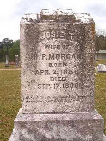 MORGAN, JOSIE T - Ouachita County, Arkansas | JOSIE T MORGAN - Arkansas Gravestone Photos
