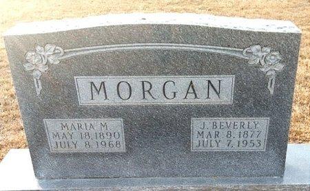 MORGAN, MARIA - Ouachita County, Arkansas | MARIA MORGAN - Arkansas Gravestone Photos