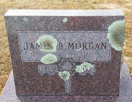 MORGAN, JAMES B. - Ouachita County, Arkansas   JAMES B. MORGAN - Arkansas Gravestone Photos