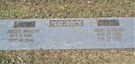 MORGAN, MARY JANE - Ouachita County, Arkansas | MARY JANE MORGAN - Arkansas Gravestone Photos