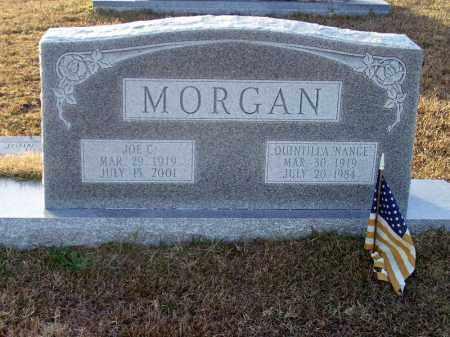 MORGAN, JOSEPH C - Ouachita County, Arkansas | JOSEPH C MORGAN - Arkansas Gravestone Photos