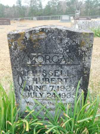 MORGAN, RUSSELL HUBERT - Ouachita County, Arkansas | RUSSELL HUBERT MORGAN - Arkansas Gravestone Photos