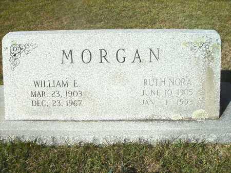 MORGAN, WILLIAM E - Ouachita County, Arkansas   WILLIAM E MORGAN - Arkansas Gravestone Photos
