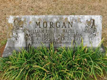 MORGAN, WILLIAM T - Ouachita County, Arkansas | WILLIAM T MORGAN - Arkansas Gravestone Photos