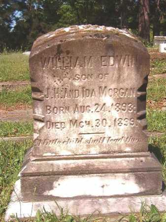 MORGAN, WILLIAM EDWIN - Ouachita County, Arkansas | WILLIAM EDWIN MORGAN - Arkansas Gravestone Photos