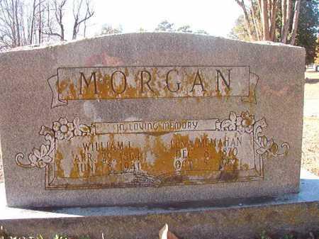 MORGAN, LENA - Ouachita County, Arkansas | LENA MORGAN - Arkansas Gravestone Photos