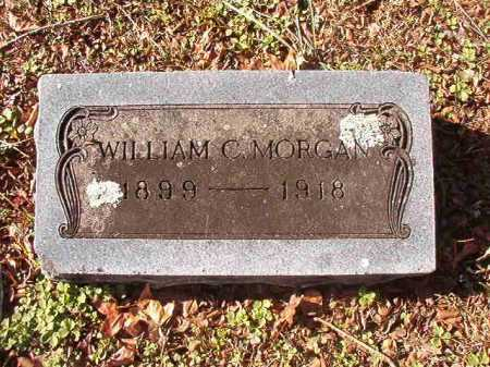 MORGAN, WILLIAM C - Ouachita County, Arkansas   WILLIAM C MORGAN - Arkansas Gravestone Photos