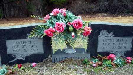 PURIFOY, LAWRENCE LLOYD - Ouachita County, Arkansas   LAWRENCE LLOYD PURIFOY - Arkansas Gravestone Photos