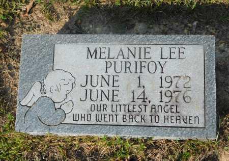 PURIFOY, MELANIE LEE - Ouachita County, Arkansas | MELANIE LEE PURIFOY - Arkansas Gravestone Photos