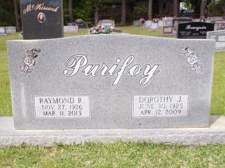 PURIFOY, DOROTHY JEAN - Ouachita County, Arkansas | DOROTHY JEAN PURIFOY - Arkansas Gravestone Photos