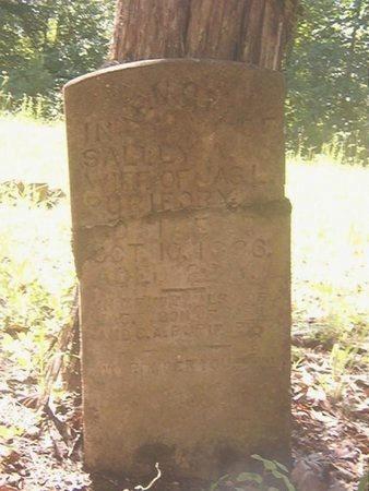 PURIFOY, SALLEY A - Ouachita County, Arkansas | SALLEY A PURIFOY - Arkansas Gravestone Photos