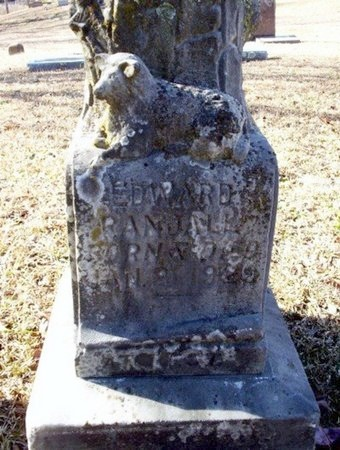RANDALL, EDWARD - Ouachita County, Arkansas | EDWARD RANDALL - Arkansas Gravestone Photos