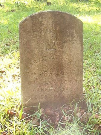 SMITH, MARY E - Ouachita County, Arkansas | MARY E SMITH - Arkansas Gravestone Photos