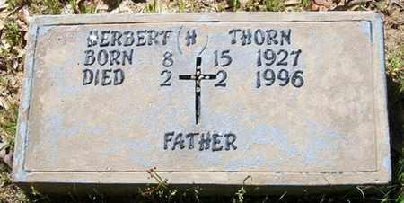 THORN, HERBERT - Ouachita County, Arkansas   HERBERT THORN - Arkansas Gravestone Photos