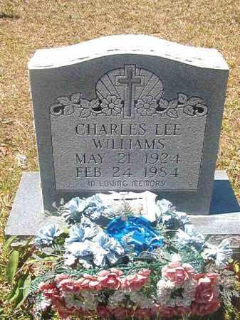 WILLIAMS, CHARLES LEE - Ouachita County, Arkansas | CHARLES LEE WILLIAMS - Arkansas Gravestone Photos