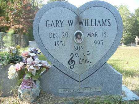 WILLIAMS, GARY W - Ouachita County, Arkansas | GARY W WILLIAMS - Arkansas Gravestone Photos