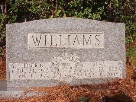 WILLIAMS, HOMER C - Ouachita County, Arkansas | HOMER C WILLIAMS - Arkansas Gravestone Photos