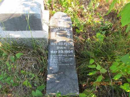 CRIST, JOHN WALTER - Perry County, Arkansas   JOHN WALTER CRIST - Arkansas Gravestone Photos
