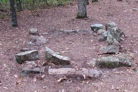 *CRYPT REMAINS,  - Perry County, Arkansas |  *CRYPT REMAINS - Arkansas Gravestone Photos