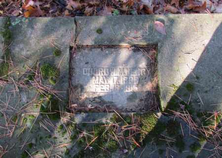 """HENRY, WOODROW M """"BUSTER"""" - Perry County, Arkansas 