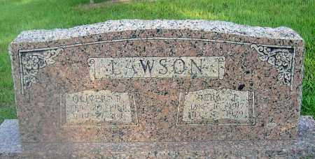 STEELE LAWSON, REBA J - Perry County, Arkansas | REBA J STEELE LAWSON - Arkansas Gravestone Photos