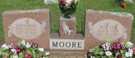 MOORE, ROY LEE - Perry County, Arkansas   ROY LEE MOORE - Arkansas Gravestone Photos