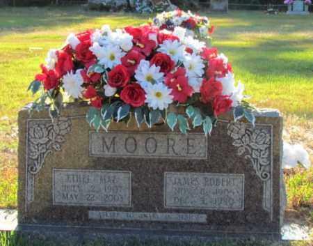 MOORE, ETHEL MAE - Perry County, Arkansas | ETHEL MAE MOORE - Arkansas Gravestone Photos