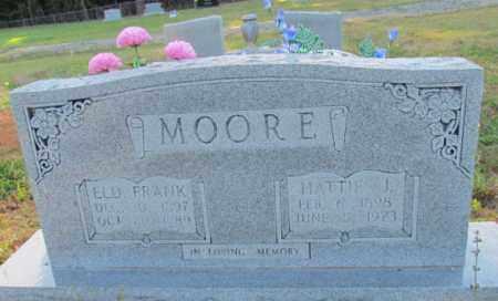 MOORE, HATTIE J - Perry County, Arkansas | HATTIE J MOORE - Arkansas Gravestone Photos