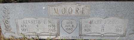 MOORE, MARY JOYCE - Perry County, Arkansas | MARY JOYCE MOORE - Arkansas Gravestone Photos