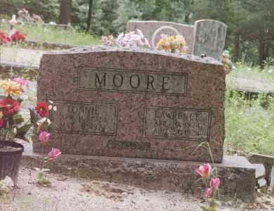 MOORE, LONNIE - Perry County, Arkansas   LONNIE MOORE - Arkansas Gravestone Photos