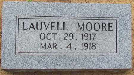 MOORE, LAUVELL - Perry County, Arkansas   LAUVELL MOORE - Arkansas Gravestone Photos