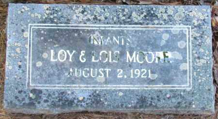MOORE, LOIS - Perry County, Arkansas   LOIS MOORE - Arkansas Gravestone Photos