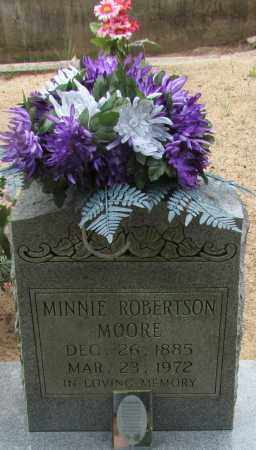 MOORE, MINNIE (CLOSE UP) - Perry County, Arkansas | MINNIE (CLOSE UP) MOORE - Arkansas Gravestone Photos