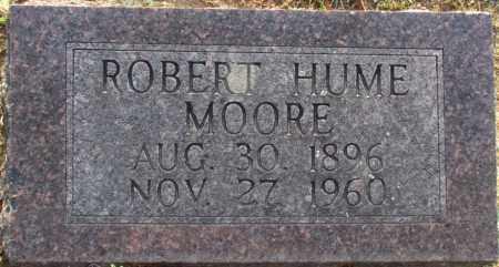 MOORE, ROBERT HUME - Perry County, Arkansas | ROBERT HUME MOORE - Arkansas Gravestone Photos